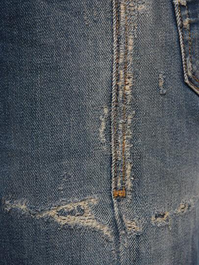 Diesel - Thommer 009KF, Mittelblau - Jeans - Image 4
