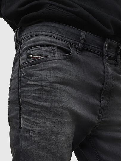 Diesel - Spender JoggJeans 069GN, Schwarz/Dunkelgrau - Jeans - Image 3
