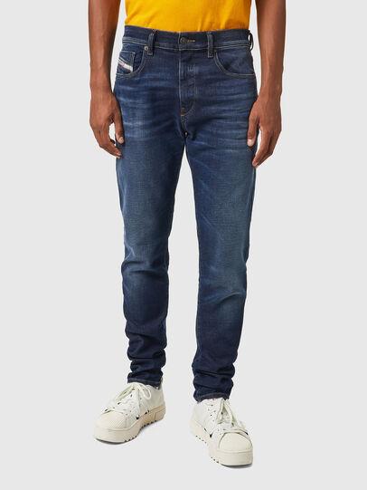 Diesel - D-Strukt JoggJeans® 069XG, Blu Scuro - Jeans - Image 1