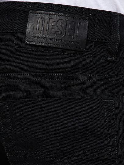 Diesel - Safado 0688H, Nero/Grigio scuro - Jeans - Image 4