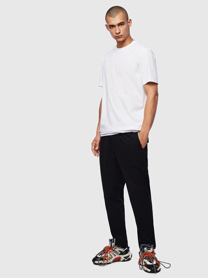 Diesel - T-GLASSY, Weiß - T-Shirts - Image 5