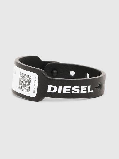Diesel - A-WARD, Schwarz - Schmuck und Gadgets - Image 1