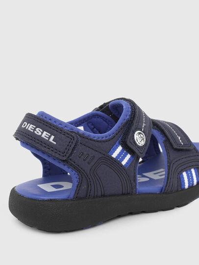 Diesel - S-ANDAL CH, Bleu - Footwear - Image 4