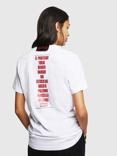 Diesel - LCP-T-DIEGO-CASA, Weiß - T-Shirts - Image 4