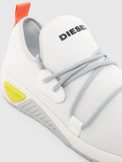 Diesel - S-KB SLE W, Weiß - Sneakers - Image 4