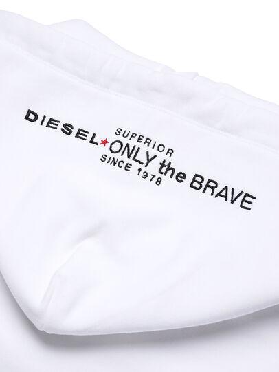 Diesel - D-SOTTOSOPRA, Weiß - Latzhosen - Image 3
