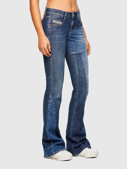 Diesel - D-Ebbey 009NP, Bleu moyen - Jeans - Image 4