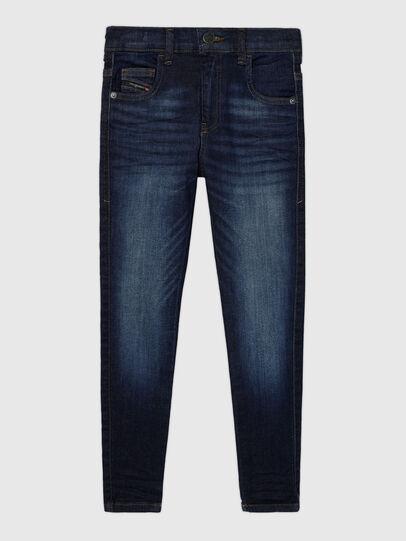 Diesel - D-SLANDY-HIGH-J, Bleu Foncé - Jeans - Image 1
