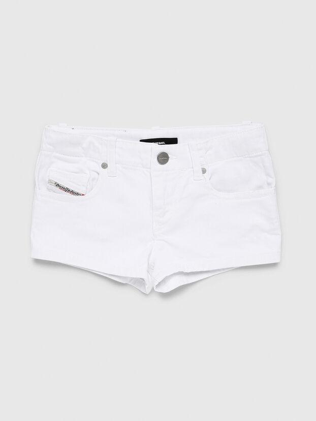 PRIRAZ-N, Weiß - Kurze Hosen