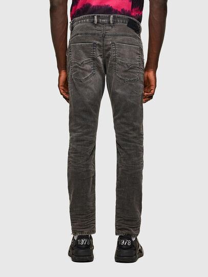 Diesel - Krooley JoggJeans® 069SY, Noir/Gris foncé - Jeans - Image 2