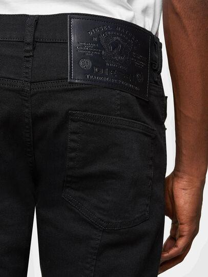 Diesel - D-Strukt 069TH, Noir/Gris foncé - Jeans - Image 4