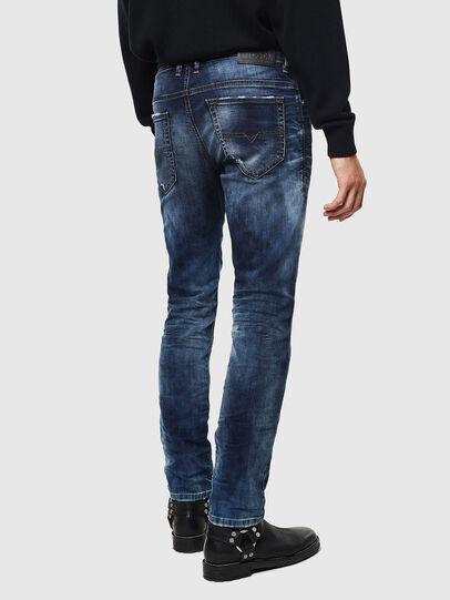 Diesel - Thommer JoggJeans 069KD, Dunkelblau - Jeans - Image 2