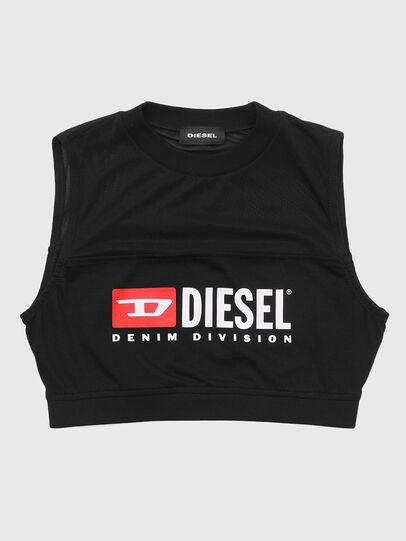 Diesel - TGIORGIT, Schwarz - T-Shirts und Tops - Image 1