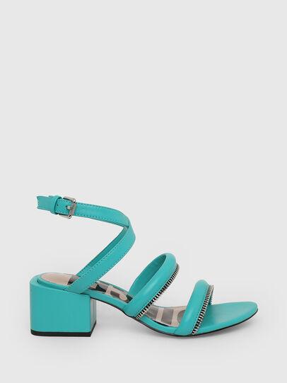 Diesel - SA-JAYNET, Azure - Sandals - Image 1