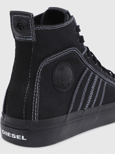 Diesel - S-ASTICO MID LACE, Nero - Sneakers - Image 5