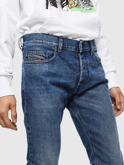 Diesel - D-Luster 0095H, Mittelblau - Jeans - Image 3