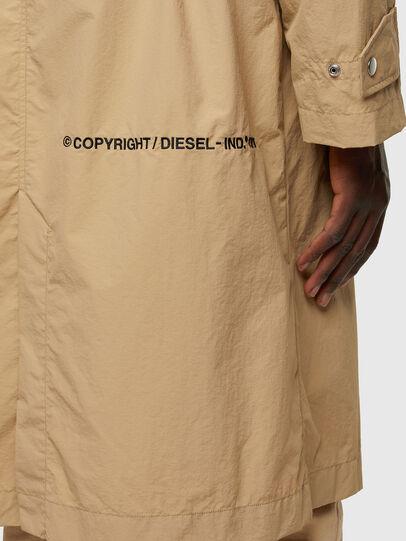 Diesel - J-LUIS, Beige - Vestes - Image 3