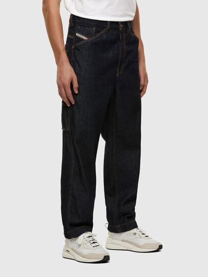 Diesel - D-Franky 009HP, Dunkelblau - Jeans - Image 6