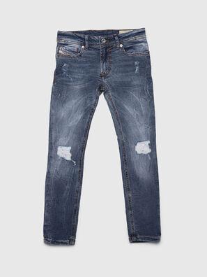 SLEENKER-J JOGGJEANS-N, Hellblau - Jeans