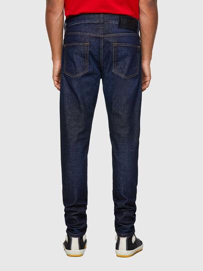 Diesel - D-Strukt 09A12, Bleu Foncé - Jeans - Image 2