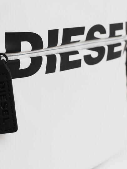 Diesel - BOLD BACKPACK, Weiß/Schwarz - Taschen - Image 4
