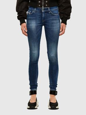 Slandy 009CX, Mittelblau - Jeans