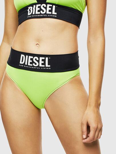 Diesel - BFPN-BEACHY, Grün/Schwarz - Panties - Image 1