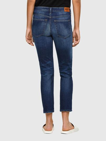 Diesel - Babhila 009PP, Blu Scuro - Jeans - Image 2