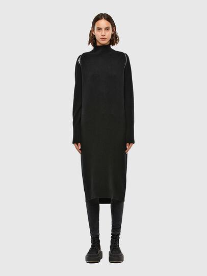Diesel - M-TABATHA, Black - Dresses - Image 1