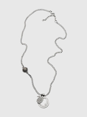 DX1201, Silber - Halsketten
