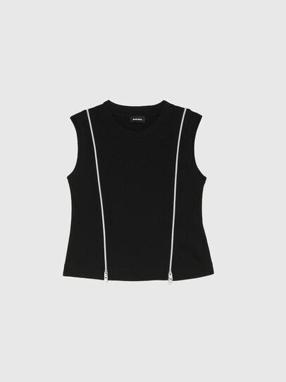 Diesel - TGARTH, Noir - T-shirts et Hauts - Image 1