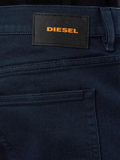 Diesel - D-Luster 009HA, Bleu Foncé - Jeans - Image 4