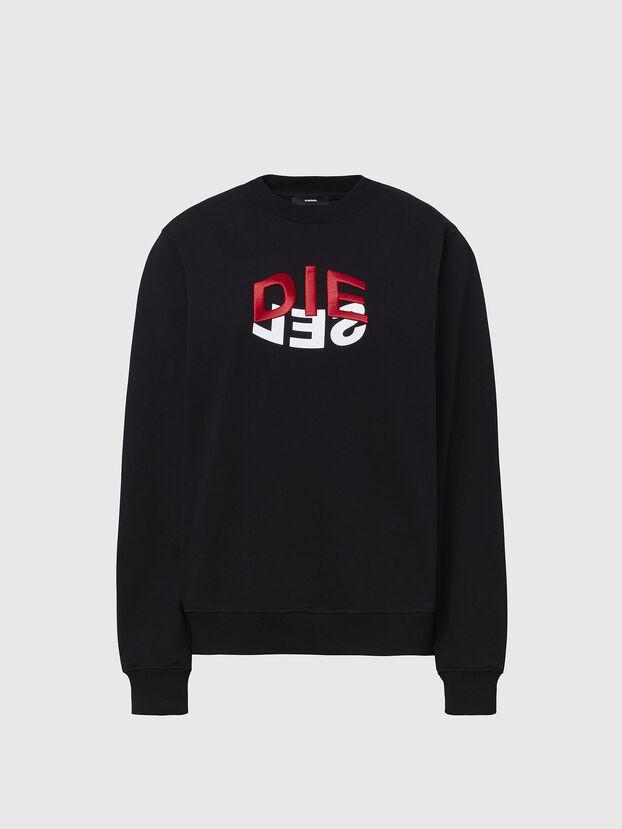 F-ANG-V41, Schwarz - Sweatshirts