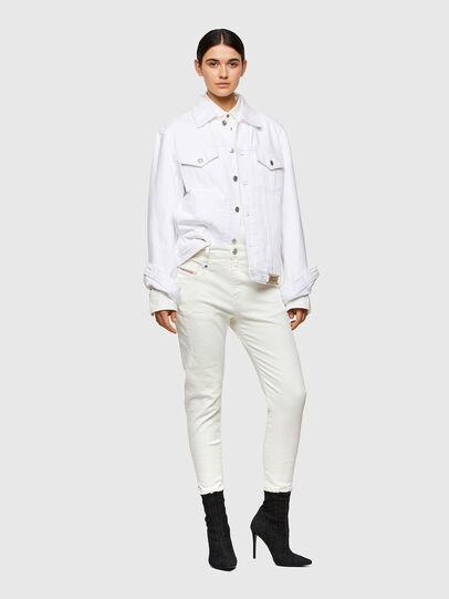 Diesel - Fayza 009NR, Blanc - Jeans - Image 6