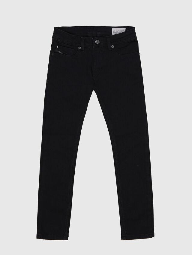 KIDS SLEENKER-J-N, Jeansschwarz - Jeans - Image 1