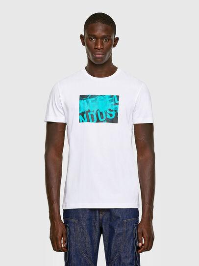 Diesel - T-DIEGOS-K16, Weiß - T-Shirts - Image 1