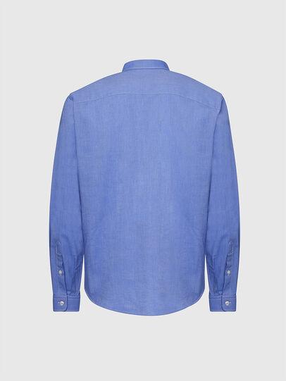 Diesel - S-JAMES, Bleu - Chemises - Image 2