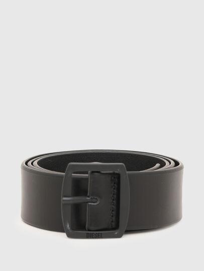 Diesel - B-LACK, Black - Belts - Image 1