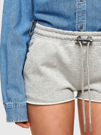Diesel - S-PAM, Bleu/Gris - Shorts - Image 4