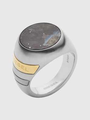DX1190, Silber - Ringe