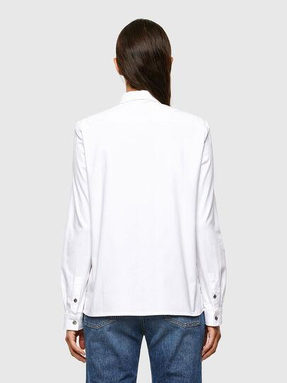 Diesel - C-RENELL, Weiß - Hemden - Image 2