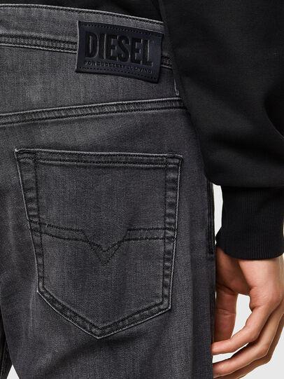 Diesel - Larkee 069SU, Noir/Gris foncé - Jeans - Image 4