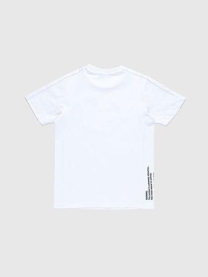 Diesel - THOVERY, Blanc - T-shirts et Hauts - Image 2