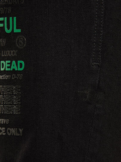 Diesel - D-Amny 009HB, Schwarz/Dunkelgrau - Jeans - Image 5