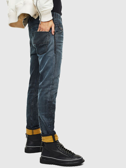 Diesel - Krooley JoggJeans 069MD, Dunkelblau - Jeans - Image 6