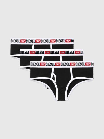 Diesel - UFPN-OXY-THREEPACK, Schwarz - Panties - Image 1