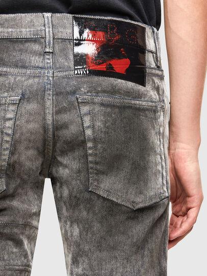 Diesel - TYPE-2020, Dunkelgrau - Jeans - Image 4