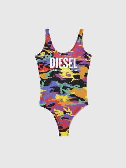 Diesel - MIAMRBOW, Multicolore - Beachwear - Image 1
