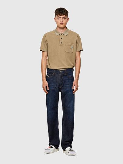 Diesel - D-Macs 09A12, Blu Scuro - Jeans - Image 5