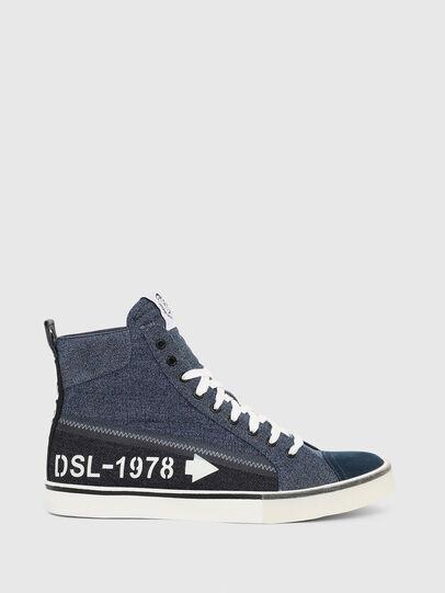 Diesel - S-DVELOWS MID, Jeansblau - Sneakers - Image 1